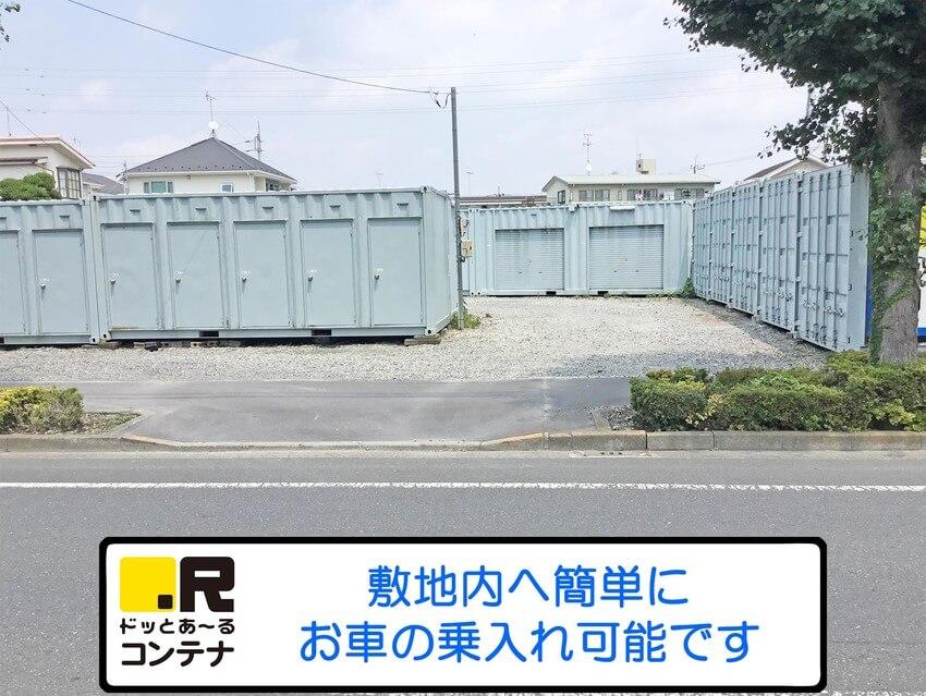 武蔵野台外観3