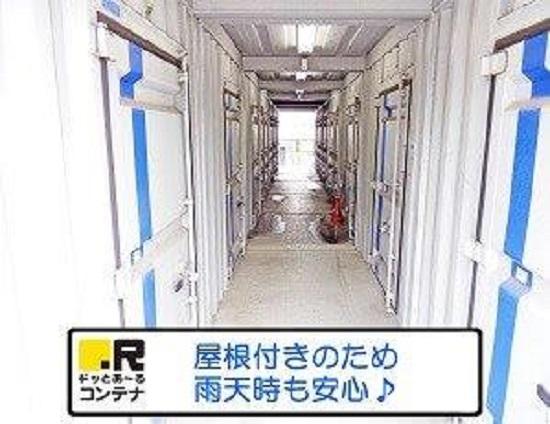 鶴里駅北外観5