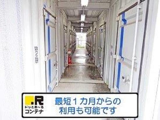 鶴里駅北外観6